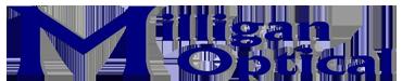 Milligan Optical Eye Glasses & Eyewear Logo